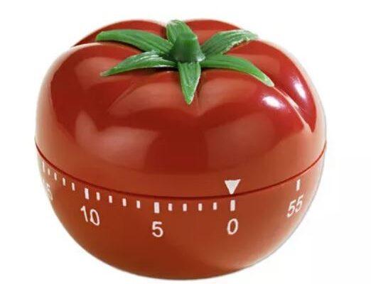 paradicsom időmérő